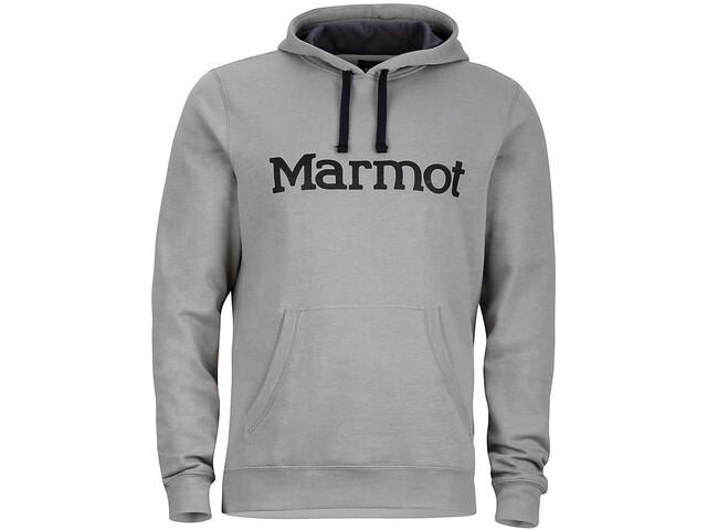 Marmot Hoody Herren true steel heather